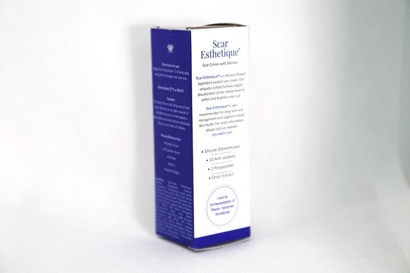 Kem trị sẹo Esthetique có thể dùng cho những loại sẹo nào hiện nay?