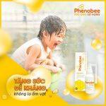 Keo ong xịt họng Phenobee – Sản phẩm chăm sóc tốt cho đường hô hấp