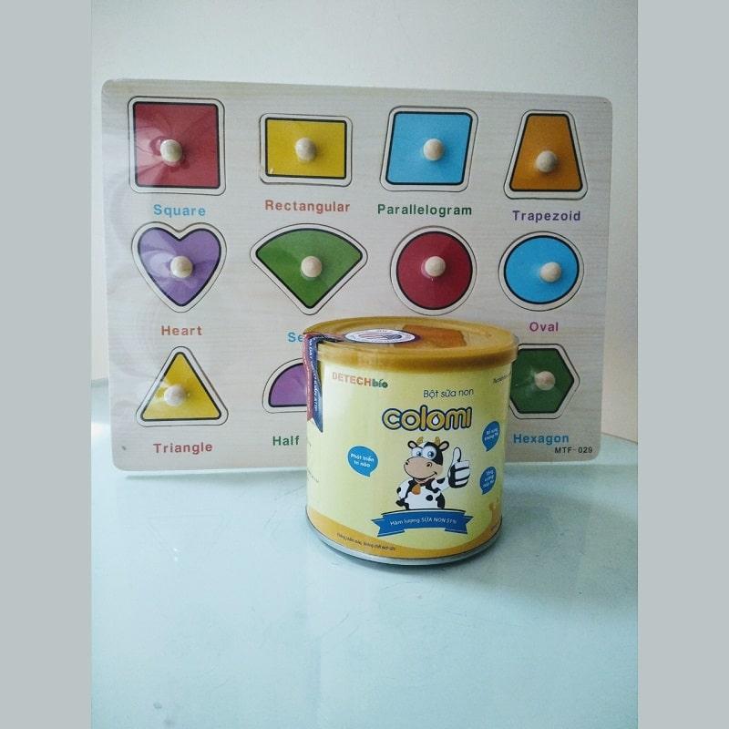 Khi nào thì bé nên sử dụng sữa non Colomi thay cho sữa mẹ?