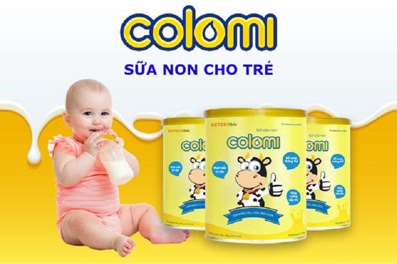 Làm thế nào để bảo quản sữa non Colomi một cách tốt nhất?