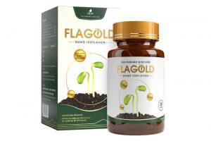 Mầm đậu nành FLAGOLD hỗ trợ cần bằng nội tiết tố nữ hiệu quả
