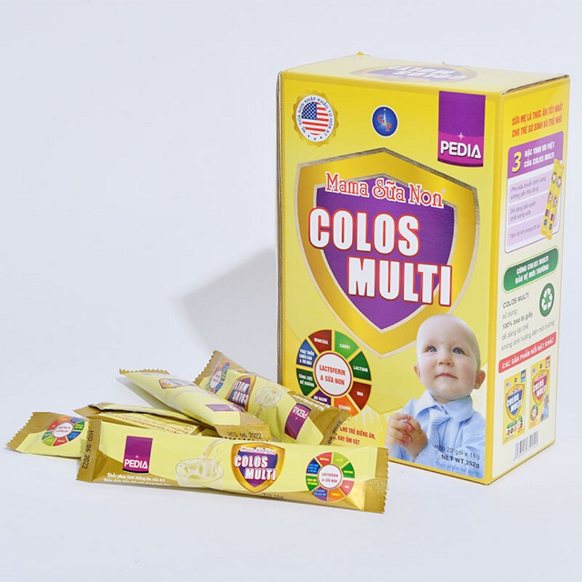 Mama Sữa Non Colos Multi Pedia