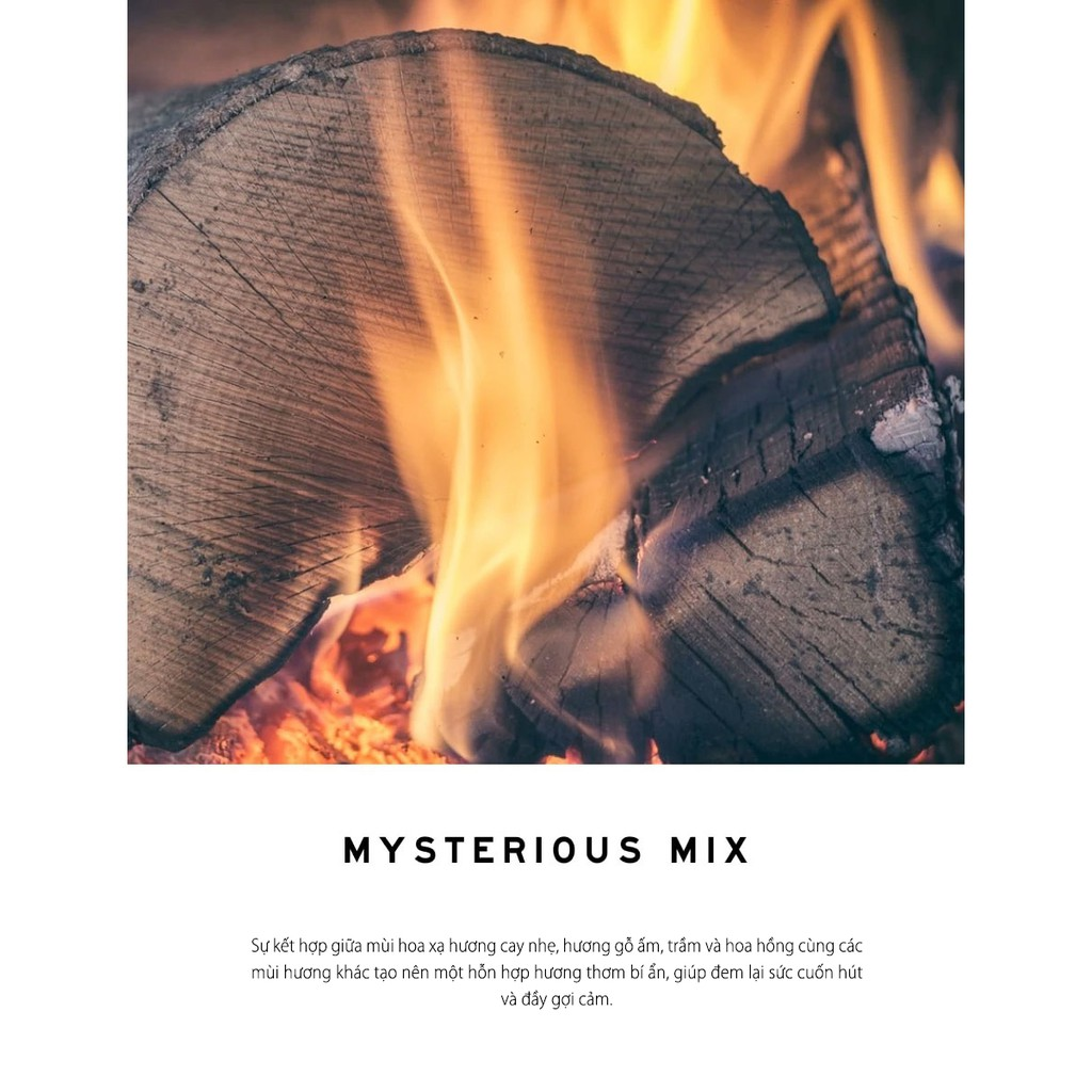 Mùi hương Mysterious Mix