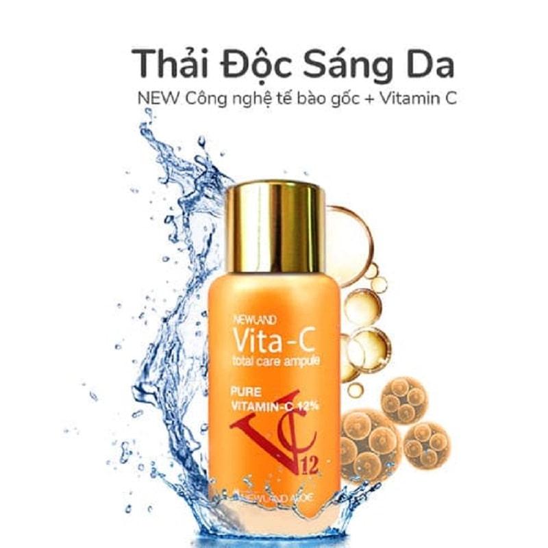 Nên sử dụng Vita-C như thế nào là đúng chuẩn nhất?