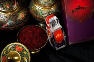 Nguồn gốc của Saffron Jahan ở đâu?