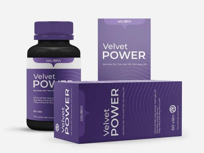 Những ai nên sử dụng thực phẩm chức năng tăng cường sinh lý nam Velvet Power 1H?