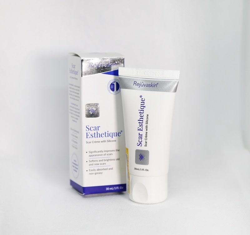 Những nét cơ bản về thương hiệu trị sẹo hàng đầu tại Mỹ Scar Heal - Rejuvaskin USA