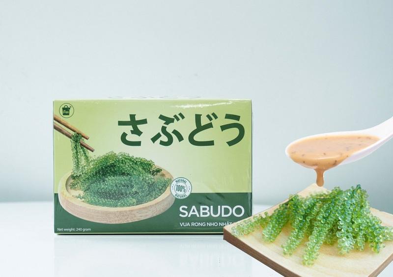 Rong nho biển Sabudo rất tốt cho người bị bệnh tim mạch, huyết áp, tiểu đường