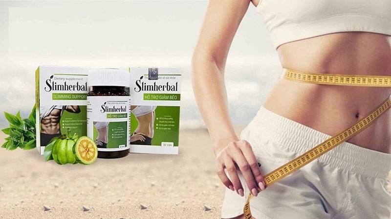 SLIM HERBAL mang đến hiệu quả giảm cân tự nhiên, lâu dài