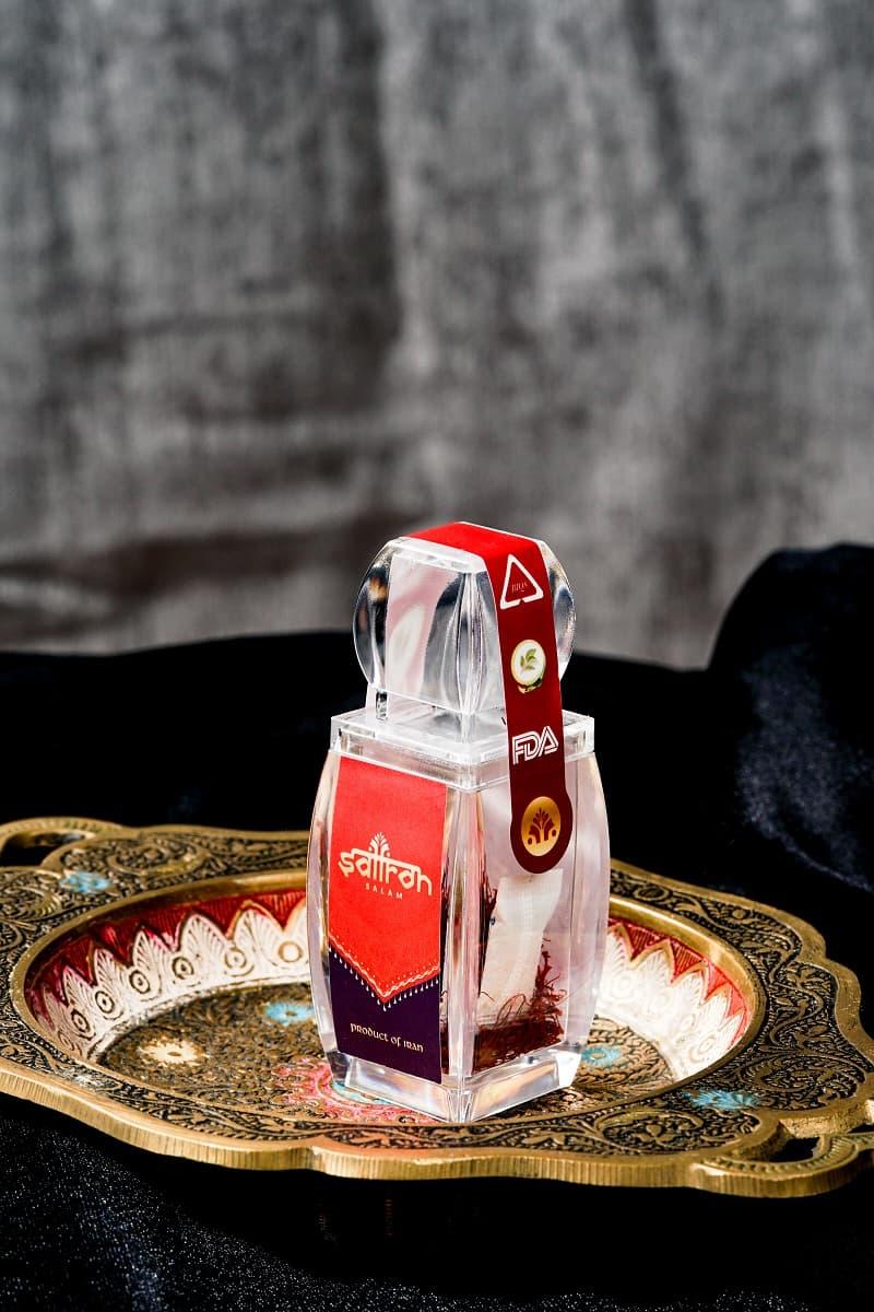 Saffron Jahan sở hữu trong mình nhiều điểm cộng đắt giá