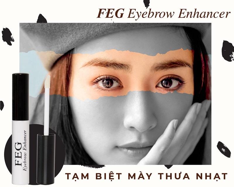 Serum dưỡng mày FEG Eyebrow là gì?