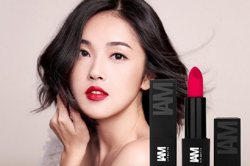 Son IAM giúp đôi môi căng bóng, mịn màng, hồng hào, tự nhiên
