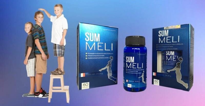 Sử dụng Summeli giúp bé cải thiện chiều cao một cách tối ưu