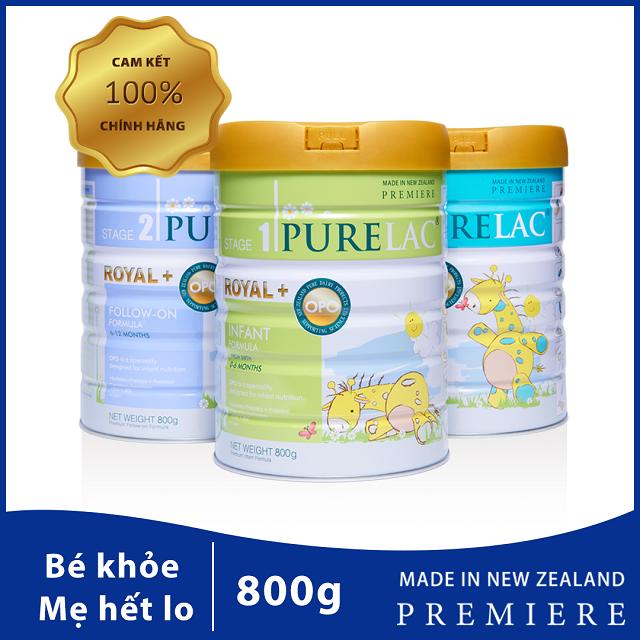 Sữa Purelac giá bao nhiêu?