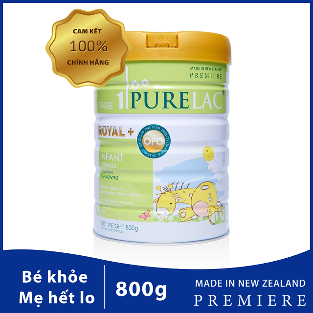 Sữa Purelac số 1