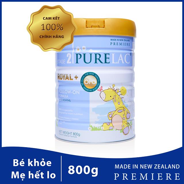 Sữa Purelac số 2