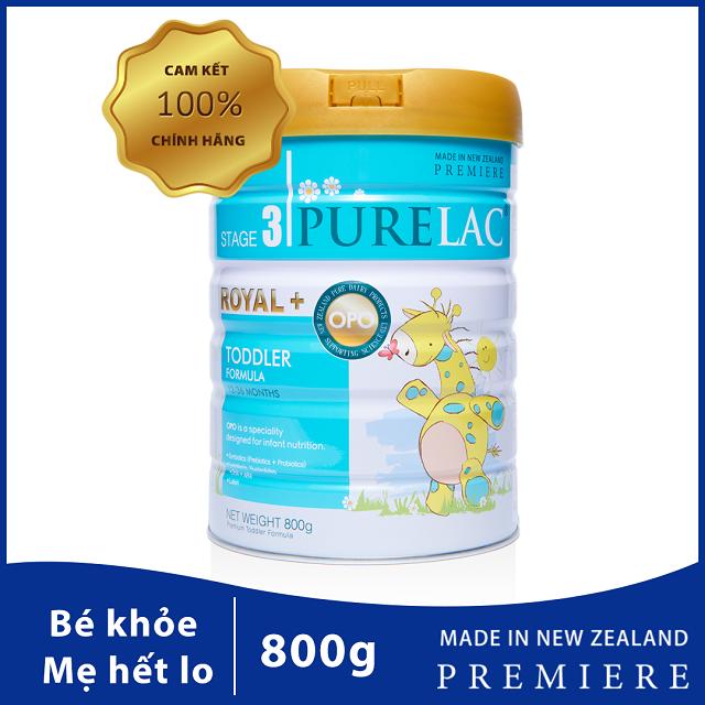 Sữa Purelac số 3