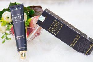 Zhair Cream là sản phẩm chăm sóc tóc, trị rụng tóc