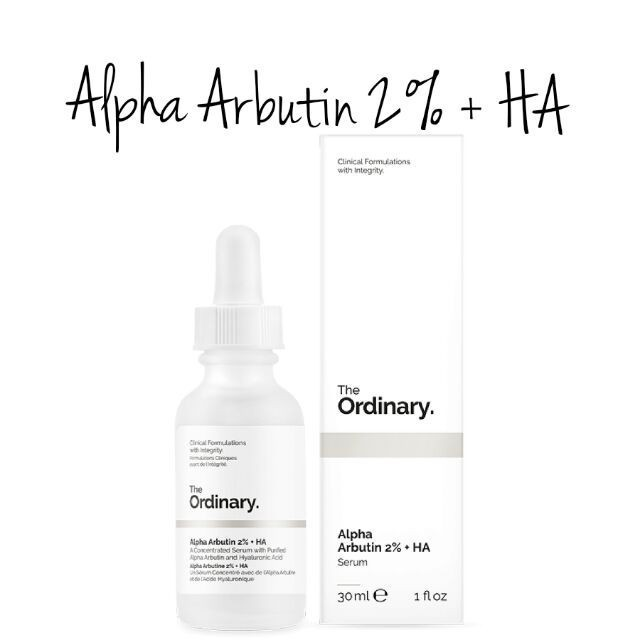 Alpha Arbutin 2%+HA