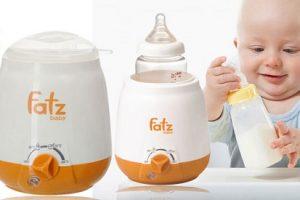 Ảnh minh họa Máy Hâm Sữa Fatzbaby