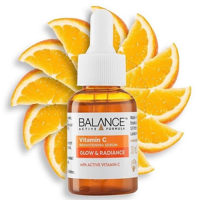Balance Vitamin C Brightening Serum Glow & Radiance đem đến hiệu quả trị thâm nhanh