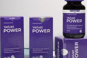 Giới thiệu chung về viên uống Velvet Power