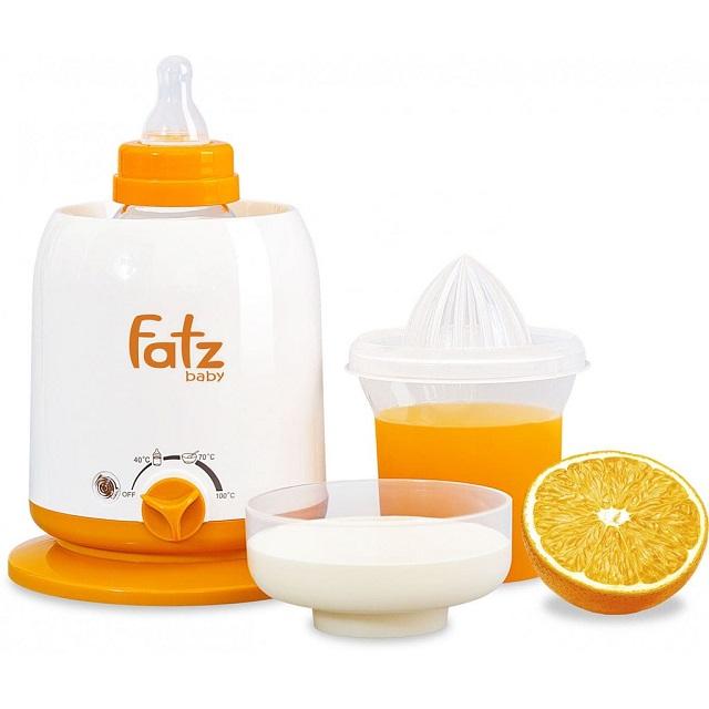 Máy hâm sữa fatzbaby 4 chức năng FB3002SL