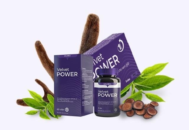 Mua Velvet Power tại website chính thức để đảm bảo chất lượng tốt nhất