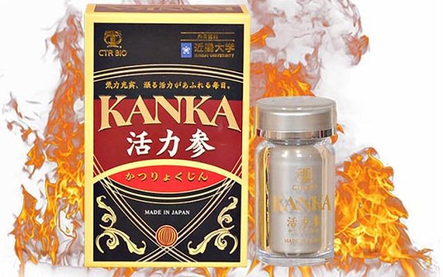 Những ai nên sử dụng thuốc bổ thận của Kanka