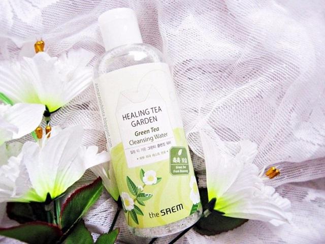 Nước Tẩy Trang Healing Tea Garden Green Tea Cleansing Water 300ml