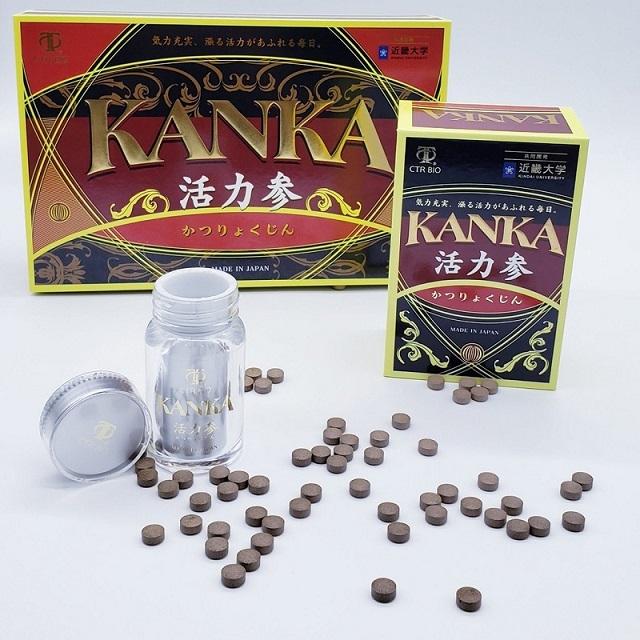 Thành phần chính có trong Bổ Thận Kanka