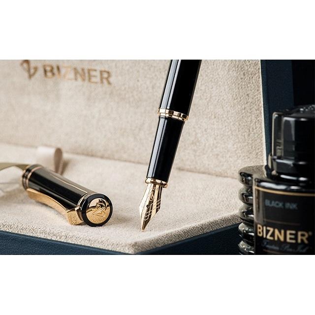 Thiết kế thon gọn, sang trọng và đẳng cấp của Bút Ký Cao Cấp BIZNER