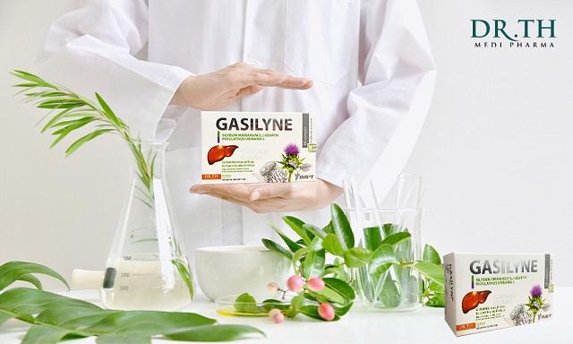 Thực phẩm chức năng bổ gan Gasilyne