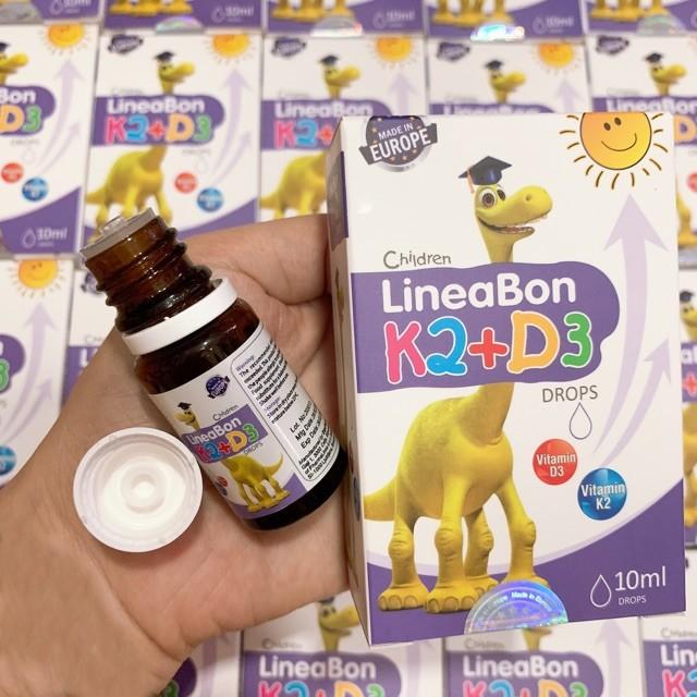 Tùy vào độ tuổi của trẻ để sử dụng liều lượng phù hợp