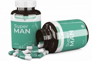 Viên uống có chứa nhiều thành phần dược liệu quý hiếm tốt cho sức khỏe nam giới